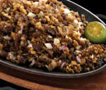 Gerrys Grill Sizzling Sisig