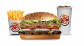 Burger King - Whopper  Value Meal