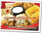 TGI Friday - Mushroom Chicken