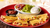 TGI Friday -  Chicken Quesadilla