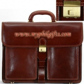 Adamis Buff Aniline Tan File Case