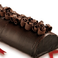 Triple Chocolate Roll