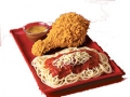 Chicken N Spaghetti Meal