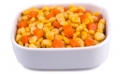 Exciting Sides- Corn and Carrots