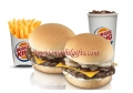 Burger King - BBQ Shots Meal
