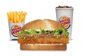 Burger King- Spicy Chicken Crisp Value Meal