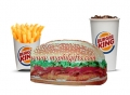 Burger King - Long Chicken Sandwich with Cheese Value Meal