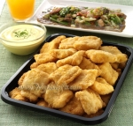 Cater Tray Cream Dory Nuggets