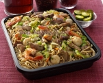 Cater Tray Pancit Canton SMALL