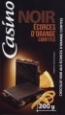 Casino Noir Ecorces D Orange Confites