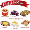Red Ribbon Party Foods Package 6