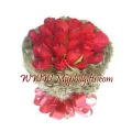 Georgeous red rose bouquet