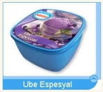 Ube Espesyal ice cream